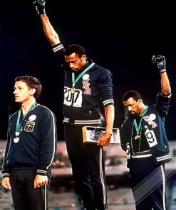 Black Power Color Poster Main Image