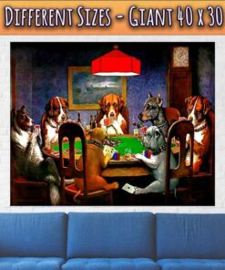 Friend In Need Poster Giant Size 40 x 30 Inches