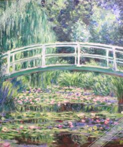 Water Lily Pond Canvas Main Image