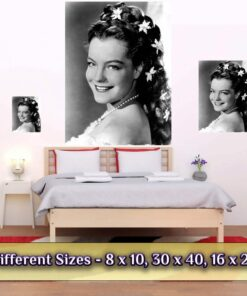Romy Schneider Print / Poster Giant Size 30 x 40 Inches