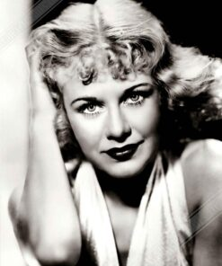 Ginger Rogers Print / Poster