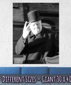 04-Winston-Churchill-Poster-V-Sign-Giant-Size-30x40-Inches