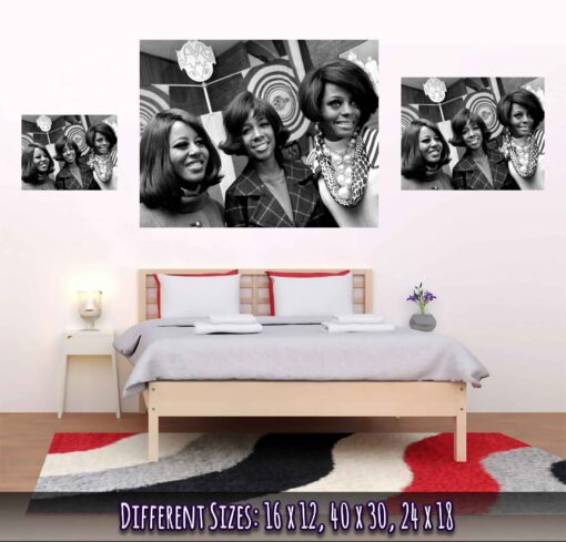 05-The-Supremes-Posters-Hilton-Hotel-Amsterdam-1968-Medium-Large-Giant-Sizes-Compared
